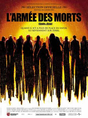 French friday 5 0 french horror movie posters for Inside french horror movie